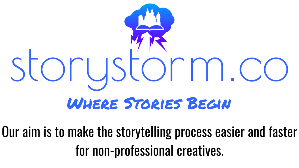 Our aim is to make the storytelling process easier and faster for non professional creatives.